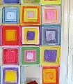Betti,-col.01-Quadrate/Rechtecke-FotoTapeten-Multicolor