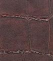 Big-Croco,-col.-11-Tierhaut-Leder-Moderne-Muster-Braun