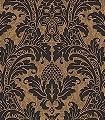 Blake-Ornamente-Klassische-Muster-Jugendstil-Gold-Schwarz