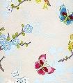 Blomma,-col.30-Blumen-Florale-Muster-Moderne-Muster-Hellgrün-Weiß-Pink-Hellblau