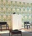 Bluebell,-col.-8-Blumen-Blätter-Florale-Muster-Rot-Grün-Weiß-Ocker-Hellbraun