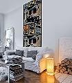 Bordeaux'84-|-Silent-City-Solarisations-|-Ingo-Krasenbrink-Design-|-B-FotoTapeten