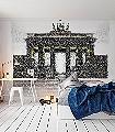 Brandenburg-Gate-|-Typography-paints-History|-Ingo-Krasenbrink-Design-Stadt-FotoTapeten