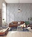 Bravo-Silver-Ornamente-Klassische-Muster-Silber-Weiß-Creme
