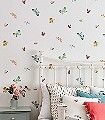 Buzzing-around,-col.-1-Tiere-Fauna-KinderTapeten-Multicolor