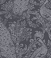 Byron,-col.09-Ornamente-Tiere-Patina-Klassische-Muster-Silber-Anthrazit