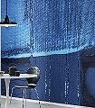CREEKS-CROSSING-Landschaft-Moderne-Muster-FotoTapeten-Blau-Türkis