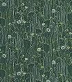 Cactaceae,-col.-09-Blätter-Florale-Muster-Grün-Gold