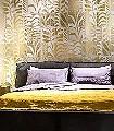 Canopy,-col.20-Blätter-Kachel-Florale-Muster-Gold-Weiß