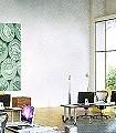 Caviar-L,-green-Ornamente-Moderne-Muster-FotoTapeten-Grün