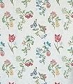 Cherry-Pip,-col.20-Blätter-Vögel-Florale-Muster-Weiß-Multicolor