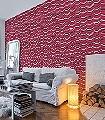 Chevron,-col.04-Zickzack-Moderne-Muster-Rot-Schwarz-Weiß
