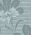 Clara-Blumen-Ranken-Florale-Muster-Grün-Hellgrün