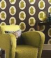 Clarendon,-col.-03-Figuren-Moderne-Muster-Gold-Braun-Hellgrün-Creme