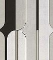 Clay-Bögen-FotoTapeten-Grafische-Muster-Grau-Anthrazit-Creme
