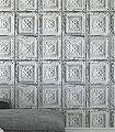Clint,-col.10-Kachel-Patina-Metallic-Moderne-Muster-Grau-Anthrazit-Weiß-Perlmutt