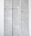 Collage-Paper---full-of-pattern-Blumen-Kachel-Buchstaben-Quadrate/Rechtecke-Moderne-Muster-Grafische-Muster-Grau-Weiß