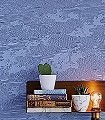Conny,-col.02-Vögel-Wolken-Zeichnungen-Moderne-Muster-Blau
