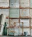Container-Tapete,-col.01-FotoTapeten-Grün-Grau-Braun