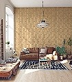 Coralie,-col.11-Jugendstil-Klassische-Muster-Biedermeier-Grau-Ocker