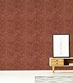 Corteza,-col.-4-Holz-Florale-Muster-Braun