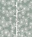 Cotton-Tree,-col.04-Kreise-Bäume-Moderne-Muster-Grau-Hellgrün-Weiß