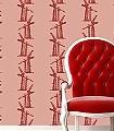 Crane,-col.-02-Kräne-Moderne-Muster-Rot-Rosa