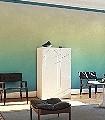 Curacao,-fizz-Wolken-Farbverlauf-Moderne-Muster-FotoTapeten