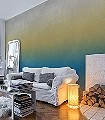 Curacao,-maiti-Wolken-Farbverlauf-Moderne-Muster-FotoTapeten