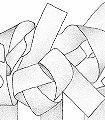 Curly,-black-&-white-Streifen-Zeichnungen