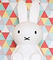 Daisy,-col.05-Dreiecke-KinderTapeten-Grafische-Muster-Rot-Multicolor