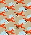David,-col.02-Flugzeuge-KinderTapeten-Rot-Braun-Hellblau-Hellbraun