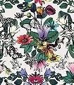 Denice,-col.01-Blumen-Schmetterlinge-Florale-Muster-Grau-Schwarz-Multicolor