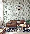 Denver,-col.01-Blumen-Retro-Moderne-Muster-Anthrazit-Schwarz-Hellgrün-Weiß