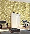 Denver,-col.06-Blumen-Retro-Moderne-Muster-Anthrazit-Schwarz-Weiß-Ocker