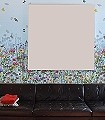 Deya-Meadow,-col.-1-Blumen-Tiere-Blätter-Schmetterlinge-Florale-Muster-FotoTapeten-Multicolor