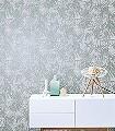 Dolento,-col.03-Blätter-Struktur-Florale-Muster-Grau-Olive-Weiß-Perlmutt
