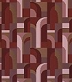 Doors,-col.-05-Gebäude-Moderne-Muster-Rot-Gold-Braun