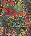 Dragon,-col.-01-Tiere-Landschaft-Asia-Fauna-Florale-Muster-FotoTapeten-Multicolor