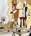 EN-EQUILIBRE-Gegenstände-Moderne-Muster-FotoTapeten-Multicolor