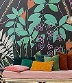 EXPLORATION-Blumen-Blätter-Florale-Muster-FotoTapeten-Multicolor