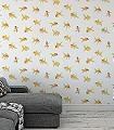 Ebba,-col.-5-Tiere-Fische-Fauna-Moderne-Muster-Rot-Gelb-Weiß