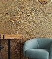 Elga,-col.-4-Blätter-Klassische-Muster-Florale-Muster-Gold-Braun