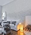 Embellie,-col.-3-Fassade-FotoTapeten-Blau-Anthrazit-Creme