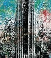 Empire-State-Building-small-Kunst-Gebäude-Moderne-Muster-Multicolor
