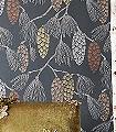 Epitome,-col.09-Äste-Florale-Muster-Anthrazit-Bronze