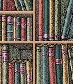 Ex-Libris,-col.-10-Bücher-Zeichnungen-Moderne-Muster-Multicolor
