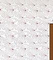 Fan,-col.-03-Gitter-Linie-Grafische-Muster-Rot-Weiß