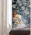 Femme-DOR,-col.-7-Blumen-Figuren-Gesichter-Jugendstil-Klassische-Muster-FotoTapeten-Jugendstil-Multicolor