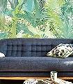 Find-Jaguars-Blätter-FotoTapeten-Grün-Hellgrün-Weiß